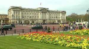 News video: Beatles drummer and Bee Gees star knighted in UK honours list