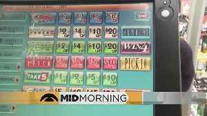 News video: A Reminder Of Your Odds On Winning The Lottery