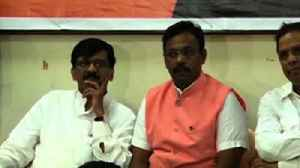 News video: Invisible Hand Is Dividing The State On Caste Lines: Raut