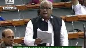 News video: Lok Sabha Debates The Issue Of Registration Of Assam Citizens