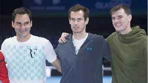News video: Andy Murray pulls out of Australian Open