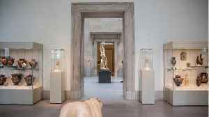 News video: Metropolitan Museum To Charge Fixed Admission Fee