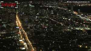 News video: 4.4 Earthquake Rattles Bay Area At Night