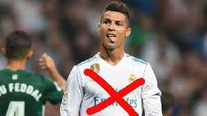 News video: Cristiano Ronaldo LEAVING Real Madrid??