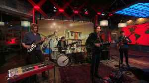 News video: Saturday Sessions: The Barr Brothers perform