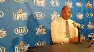 News video: Doc Rivers Gives Details On Scary Blake Griffin Injury