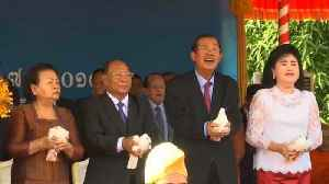 Cambodia marks 39 years since fall of Khmer Rouge rule [Video]