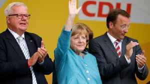 News video: Merkel Sets Sights on SPD in Germany's Coalition Talks
