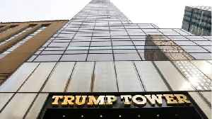 News video: One-Alarm Fire At Trump Tower