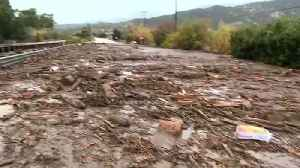 News video: California mudslides turn deadly