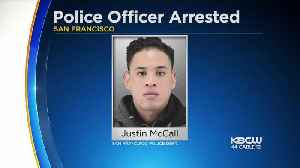News video: San Francisco Police Officer Arrested On Sexual Assault Charges
