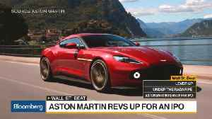 News video: Aston Martin Said Seeking $6.8 Billion Value in IPO
