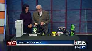 News video: The Best of CES 2018 (Pt. 2)