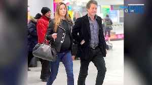 News video: Fifth Child on the Way for Hugh Grant