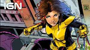 News video: Kitty Pryde Solo Film in the Works