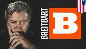 News video: Steve Bannon out at Breitbart after Fire and Fury blowback