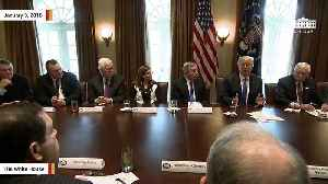 News video: Ann Coulter Calls Trump's Immigration Meeting 'The Lowest Day' In His Presidency