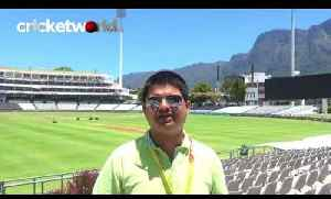 News video: India Beaten by South Africa - 1st Test Review | Cricket World TV Live from Newlands Stadium