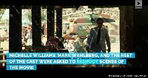 News video: Michelle Williams Paid One Percent of Mark Wahlberg's Salary