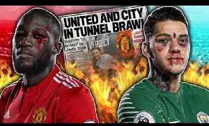 News video: BREAKING: Manchester United & City Players To Face Bans For Derby Day Fight?! | W&L