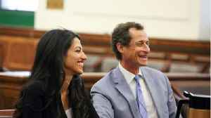 News video: Are Anthony Weiner and Huma Abedin Calling Off Divorce?