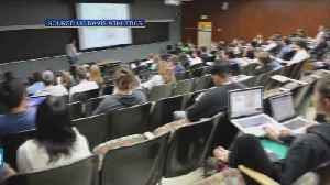 News video: Open Forum Held To Decide On New Women's Varsity Athletic Team At UC Davis