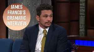 James Franco frankly denies sexual assault accusations [Video]