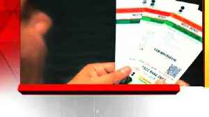 News video: UIDAI will issue Verification Virtual ID for the protection of 'Aadhaar' data