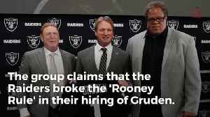 "News video: ""Diversity"" Group Demands Investigation Into Possible 'Rooney Rule' Violation"