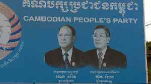 Cambodian election: Doubts over democracy before vote [Video]