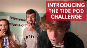 News video: Tide Pod Challenge: The Latest Internet Craze