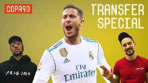 News video: Real Madrid to Swap Eden Hazard for Bale? | Transfer Special with Poet and Vuj