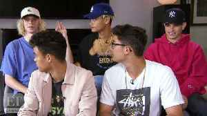 News video: PrettyMuch On Working With Simon Cowell