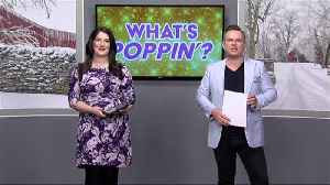 News video: What's Poppin' 1-10-18