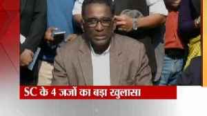 4 judges of the Supreme Court made big allegations on the CJI [Video]
