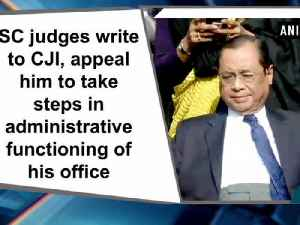 SC judges write to CJI, appeal him to take steps in administrative functioning of his office [Video]