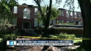 News video: Fate of Lee Elementary, gutted by inferno, is still unknown