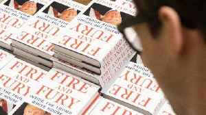 News video: Michael Wolff's 'Fire and Fury' Is Flying off Shelves