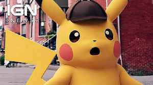 News video: Detective Pikachu Confirmed for Western Release on 3DS