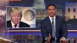 News video: Late-Night Hosts Tackle Trump's 'S---hole' Immigration Comments   THR News
