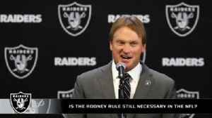 News video: Raiders possibly violated the Rooney Rule when they hired Jon Gruden