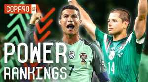 News video: Portugal,  Mexico, and World Cup Underdogs Ranked | COPA90 Power Rankings
