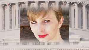 News video: Report: Chelsea Manning Files For Senate Run In Maryland