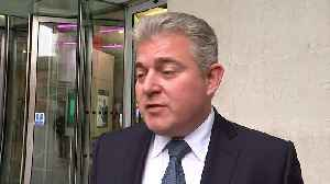 News video: Tory chair says government hopes Worboys will remain in jail