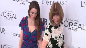 News video: Anna Wintour Will No Longer Work W/ Photographers Mario Testino, Bruce Webber