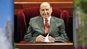 LDS Church President Thomas S. Monson Laid to Rest [Video]