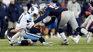News video: Titans' blowout loss at hands of Patriots shows how far they are from truly contending