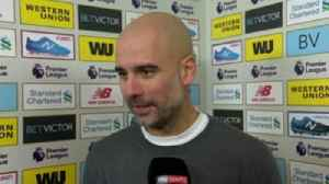 News video: Guardiola: We must move on