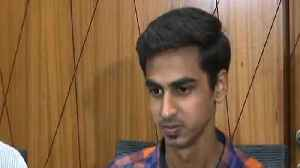 News video: Anuj Loya Addresses The Media, Says Family Being Harassed