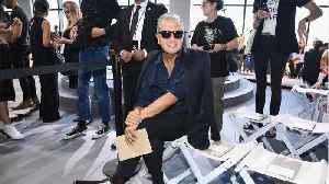 News video: Vogue, Burberry, And Michael Kors Have Stopped Working With Mario Testino.